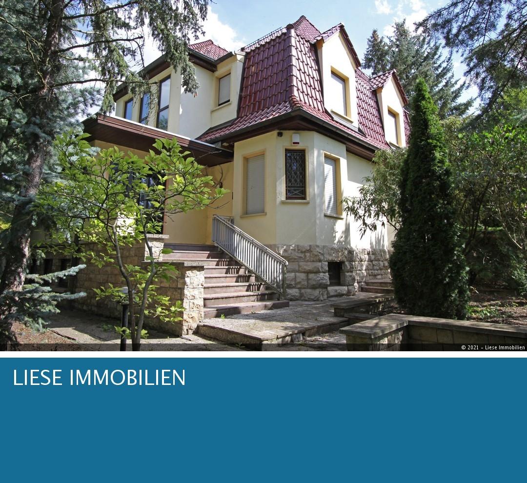 Foto - Absolute Seltenheit: Repräsentative Villa zwischen Kurpark und Paulinenturm zu vermieten