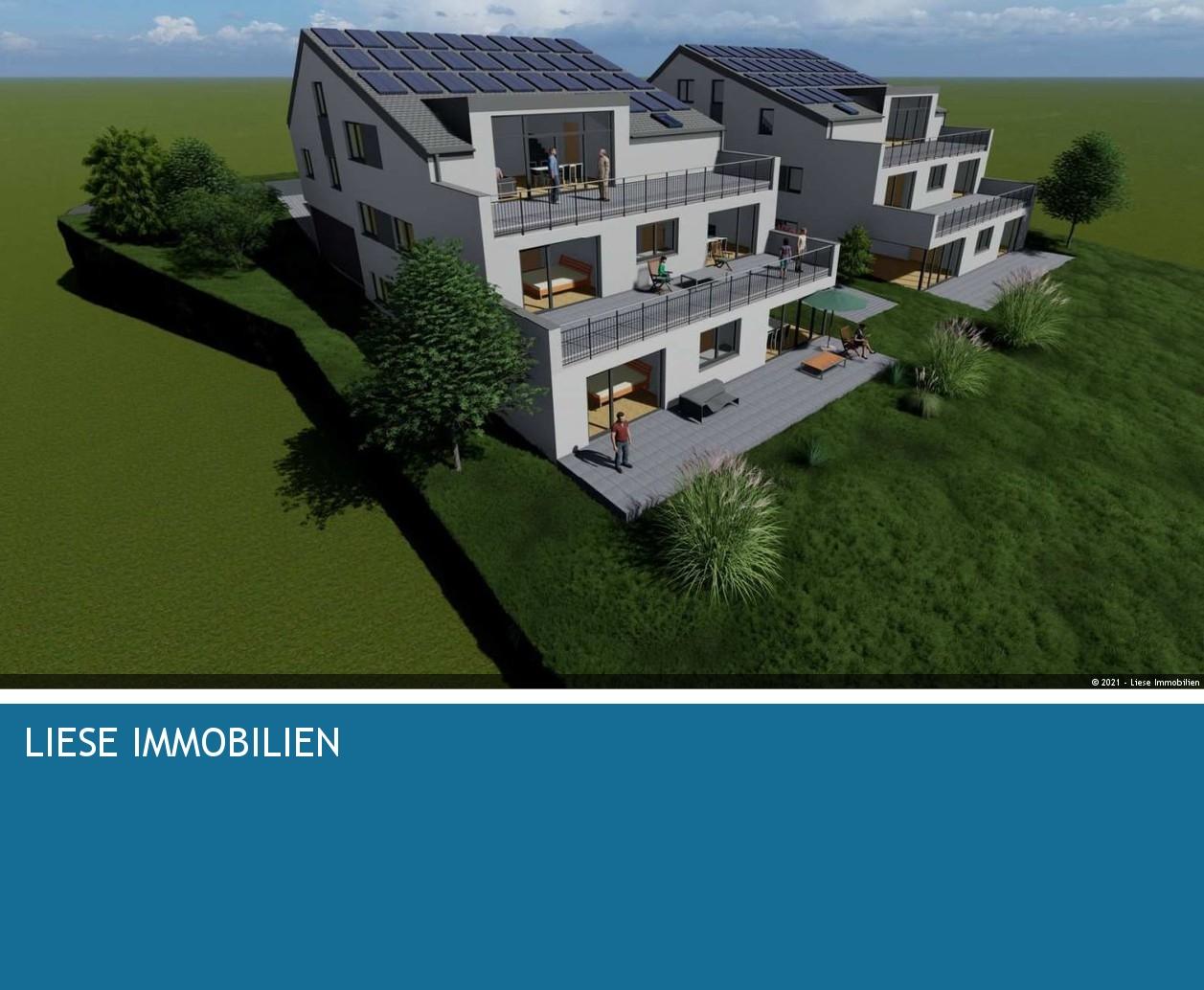Foto - Neubau zweier 4- Familienhäus