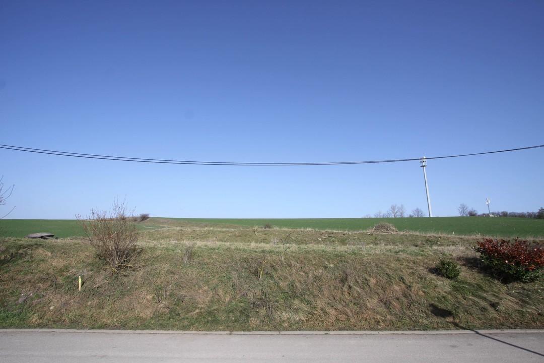 Blick von der Anliegerstraße