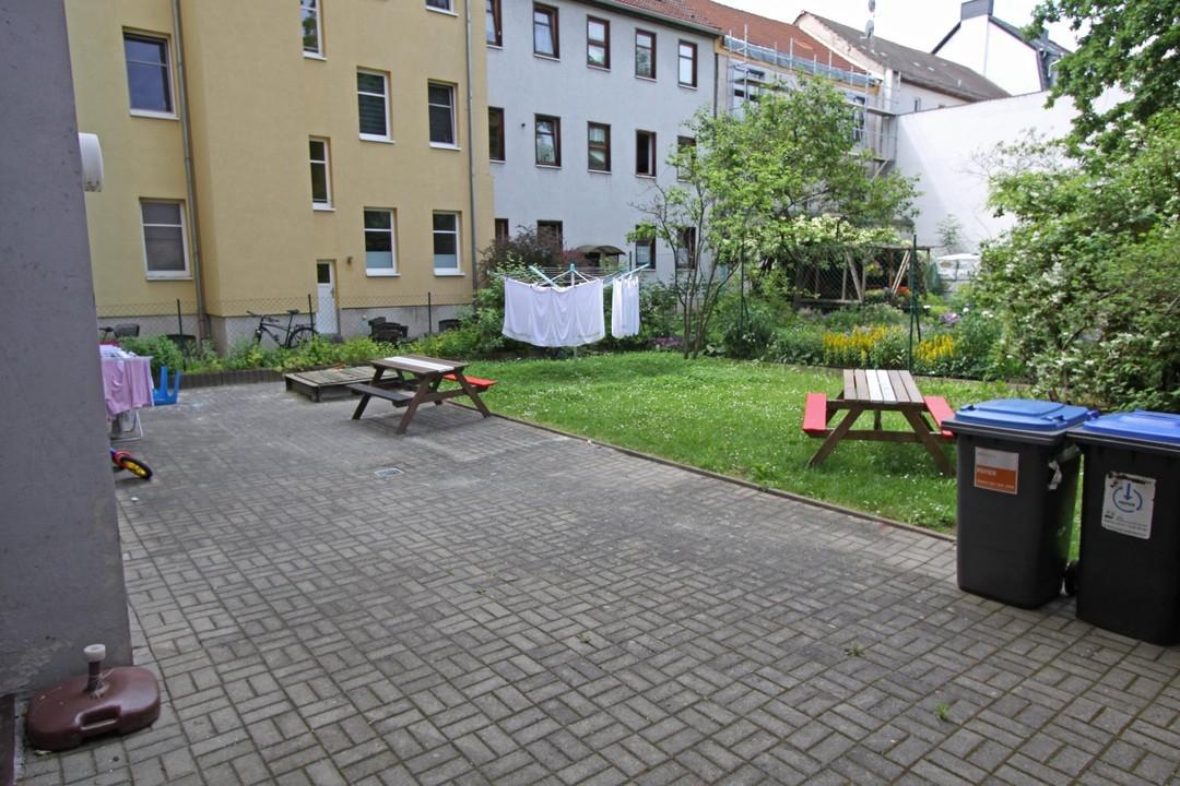 Gemeinschaftshof- und Garten